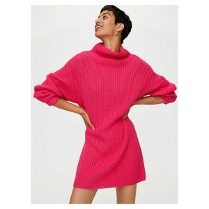 Aritzia Wilfred Montpellier Sweater Dress
